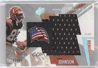 Chad Johnson #/25