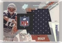 Tom Brady [Noted] #/350