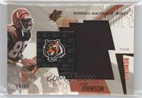 Chad Johnson #/50