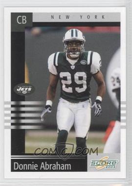 2003 Score - [Base] - National Convention #90 - Donnie Abraham /5