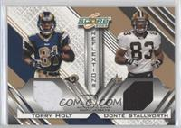 Torry Holt, Donte Stallworth /250