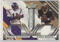 Aaron Brooks, Daunte Culpepper /250