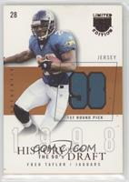 Fred Taylor #/98