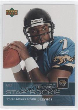 2003 Star Rookie Sportsfest - [Base] #BL - Byron Leftwich