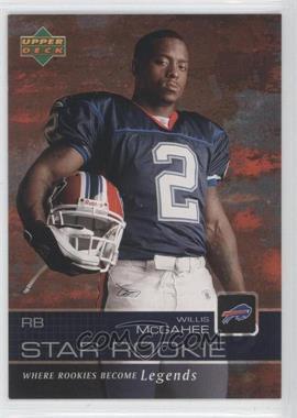 2003 Star Rookie Sportsfest - [Base] #WM - Willis McGahee