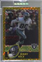 Jerry Rice [Uncirculated] #/101