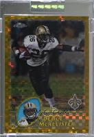 Deuce McAllister [Uncirculated] #/101