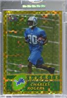 Charles Rogers [Uncirculated] #/101
