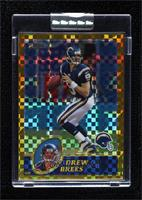 Drew Brees [Uncirculated] #33/101