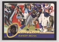 Randy Moss #/599