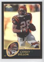 Corey Dillon /599