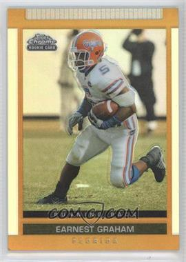 2003 Topps Draft Picks & Prospects - [Base] - Chrome Gold Refractor #146 - Earnest Graham