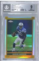 Marvin Harrison [BGS 9 MINT]