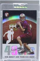 Ken Dorsey [Uncirculated] #/1,449