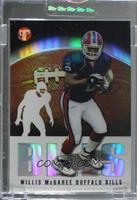 Willis McGahee [Uncirculated] #/1,449