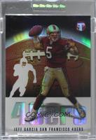 Jeff Garcia /99 [Uncirculated]