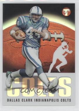 2003 Topps Pristine - [Base] - Refractor #84 - Dallas Clark /1449