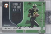 Deuce McAllister /25 [Uncirculated]