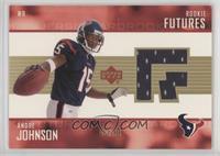 Andre Johnson #/99