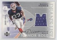 Sammy Morris #/200