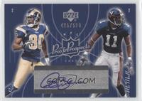 Isaac Bruce, Billy McMullen #/500