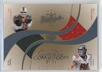 Ken Dorsey, Jeremy Shockey #/50