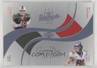 Ken Dorsey, Jeremy Shockey #/350