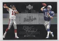 Peyton Manning, Kurt Kittner #/1,700