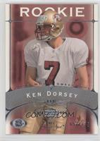 Ken Dorsey #/675