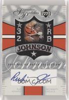 Rudi Johnson [Noted]
