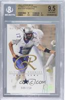 Tony Romo /750 [BGS 9.5 GEM MINT]