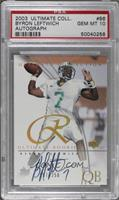 Byron Leftwich /250 [PSA 10 GEM MT]