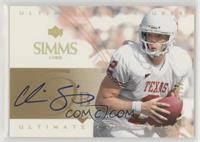 Chris Simms #/50