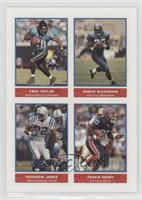 Fred Taylor, Shaun Alexander, Travis Henry, Edgerrin James