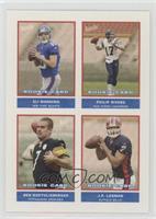 Eli Manning, Philip Rivers, Ben Roethlisberger, J.P. Losman