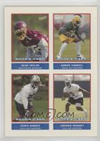 Sean Taylor, Ahmad Carroll, Chris Gamble, Johnnie Morant [Noted]