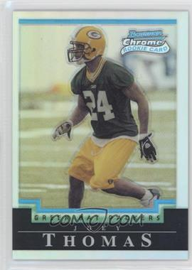 2004 Bowman Chrome - [Base] - Refractor #213 - Joey Thomas /500