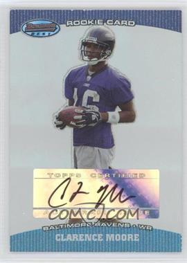 2004 Bowman's Best - [Base] #148 - Clarence Moore