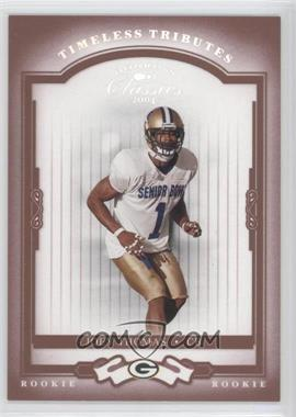 2004 Donruss Classics - [Base] - Timeless Tributes Red #174 - Joey Thomas /100