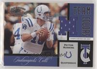 Peyton Manning #5/75