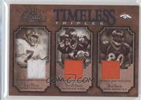 John Elway, Terrell Davis, Rod Smith /100