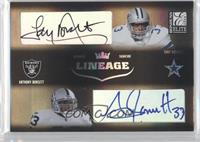Tony Dorsett, Anthony Dorsett /100