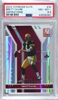 Brett Favre [PSA 8.5 NM‑MT+] #/96