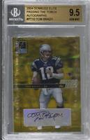 Tom Brady /100 [BGS 9.5 GEM MINT]