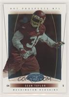 Sean Taylor [Noted] #/1,000