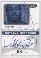 Steven Jackson #/50