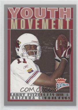 2004 Fleer Platinum - Youth Movement #8YM - Larry Fitzgerald
