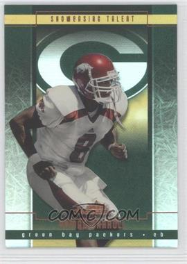 2004 Fleer Showcase - [Base] #135 - Ahmad Carroll /599