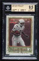 Larry Fitzgerald [BGS 9.5 GEM MINT] #/999