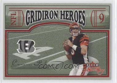 2004 Fleer Sweet Sigs - Gridiron Heroes #21 GH - Carson Palmer